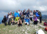 Παναιτωλικό όρος - κορυφή Κόκα 1961 μ 25.09.2016