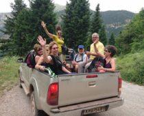 Έξοδος απο το Ασπρορέμα – Επινιανά 19.06.2016