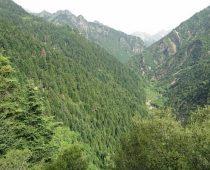 Το φαράγγι του Ασπρορέματος απο ψηλά – Άγραφα 19.06.2016