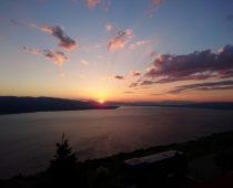 Δειλινό στην Τριχωνίδα 24.09.2016