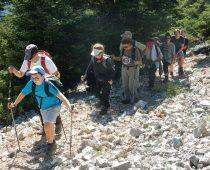 Ανάβαση στο Παναιτωλικό 25.09.2016