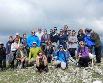 Παναιτωλικό όρος – κορυφή Κόκα 1961 μ 25.09.2016