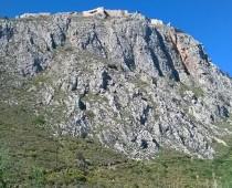 Ο βράχος της Ακροκορίνθου 21.02.2016
