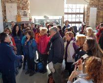 Μεταλλευτικό μουσείο Καμάριζας 11.12.2016