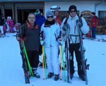 Χιονοδρομικό του Μπάνσκο 02.01.2017