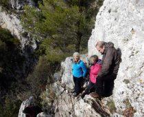 Δυτική Πάρνηθα – Σπήλαιο Πανός 22.01.2017