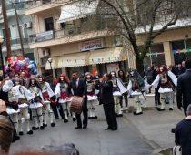 Νάουσα – Θεσσαλονίκη 25-28.02.2017